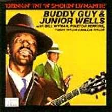 Buddy Guy & Junior Wells: Drinkin' TNT 'n' Smokin' Dynamite, CD