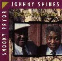 Johnny Shines: Back To The Country, CD