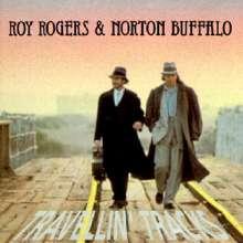 Roy Rogers (Blues): Travellin' Tracks, CD