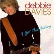 Debbie Davies: I Got That Feeling, CD