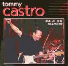 Tommy Castro: Live At The Fillmore, CD