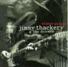 Jimmy Thackery: Sinner Street, CD