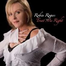 Robin Rogers: Treat Me Right, CD