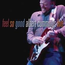 Albert Cummings: Feel So Good (Live 2008), CD