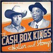 The Cash Box Kings: Holler & Stomp, CD