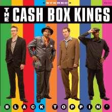 The Cash Box Kings: Black Toppin', CD