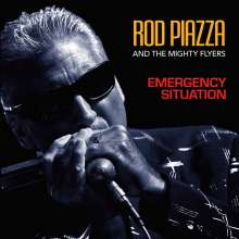 Rod Piazza: Emergency Situation, CD