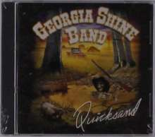 Georgia Shine Band: Quicksand, CD