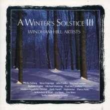 A Winter's Solstice III, CD