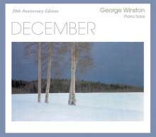 George Winston: December: Piano Solos (20th Anniversary Edition), CD