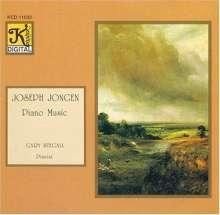 Joseph Jongen (1873-1953): Klavierwerke, CD