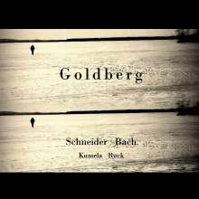 Joachim F. W. Schneider (geb. 1970): Goldberg-Variationen für 2 Gitarren, CD
