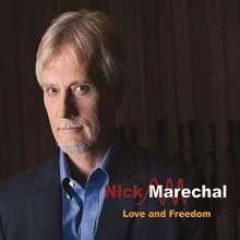 Nick Marechal: Love & Freedom, CD
