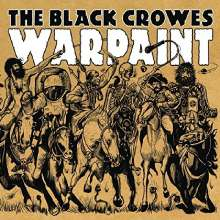 The Black Crowes: Warpaint, CD