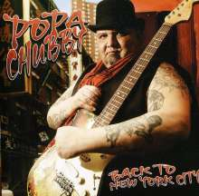 Popa Chubby (Ted Horowitz): Back To New York City, CD