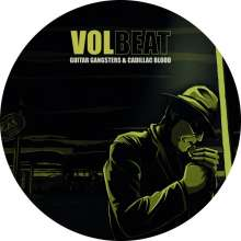 Volbeat: Guitar Gangsters & Cadillac Blood (Picture Disc), LP