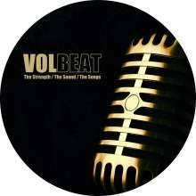 Volbeat: The Strength / The Sound / The Songs (Picture Disc), LP