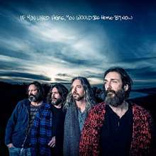 Chris Robinson Brotherhood: If You Lived Here, You Would Be Home By Now, CD