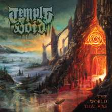 Temple Of Void: The World That Was, CD