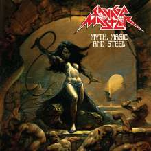 Savage Master: Myth, Magic And Steel, CD