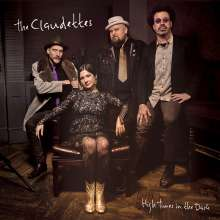 The Claudettes: High Times In The Dark, CD