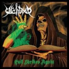 Witchtrap: Evil Strikes Again (Limited Edition) (Colored oder Black Vinyl, Auslieferung nach Zufallsprinzip), LP