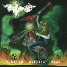 Deathhammer: Forever Ripping Fast (Limited Edition) (Olive Green Vinyl), 2 LPs