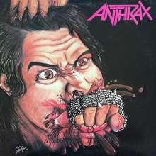 Anthrax: Fistful Of Metal (Red/Black Splatter Vinyl), LP