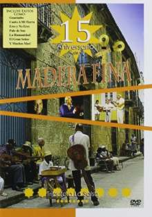 Madera Fina: 15 Aniversario De Madera Fina, DVD