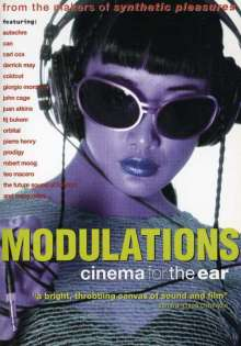 Modulations: Cinema For The E: Modulations: Cinema For The Ea, DVD