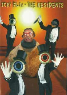 The Residents: Icky Flix, DVD