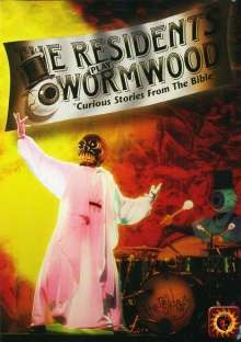 The Residents: Wormwood, DVD