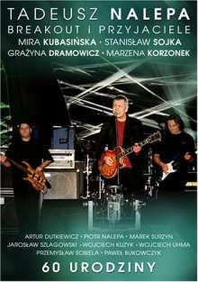 Tadeusz Nalepa: 60 Te Urodziny, DVD