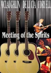 John McLaughlin (geb. 1942): Meeting Of The Spirits, DVD