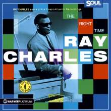 Ray Charles: The Right Time, CD