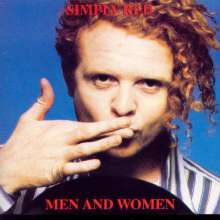 Simply Red: Men And Women, CD