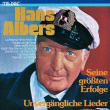 Hans Albers: Unvergängliche Lieder, CD