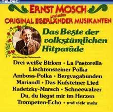 Ernst Mosch: Das Beste der volkstümlichen Hitparade, CD