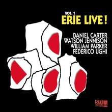 Erie Live! Volume 1, LP