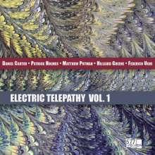 Daniel Carter (geb. 1945): Electric Telepathy Vol.1, LP