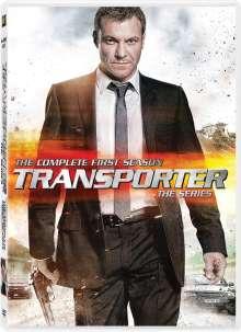Transporter: Series Season 1 (US Import Regionalcode 1), 4 DVDs