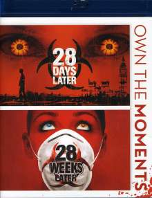 28 Days Later / 28 Weeks Later: 28 Days Later / 28 Weeks Later, Blu-ray Disc