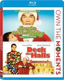 Jingle All The Way / Deck The Halls: Jingle All The Way / Deck The Halls, Blu-ray Disc