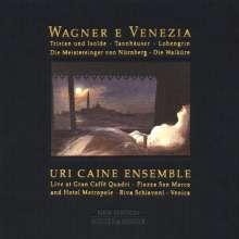 Uri Caine (geb. 1956): Wagner E Venezia, CD