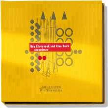 Guy Klucevsek: Accordance, CD