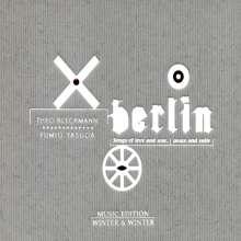 Fumio Yasuda & Theo Bleckmann: Berlin - Songs Of Love & War, Peace & Exile, CD