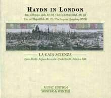 Joseph Haydn (1732-1809): Symphonie Nr.94 für Flöte,Violine,Cello,Hammerklavier, CD