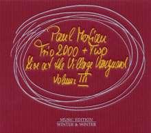 Paul Motian (1931-2011): Live At The Village Vanguard Vol. III (2006), CD