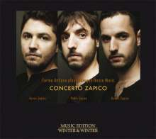 Concerto Zapico Vol.1  - Baroque Dance Music, CD