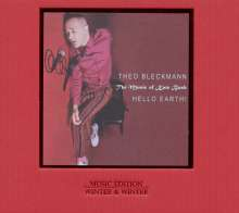 Theo Bleckmann (geb. 1966): Hello Earth! The Music Of Kate Bush (Deluxe Hardcover Edt.), CD